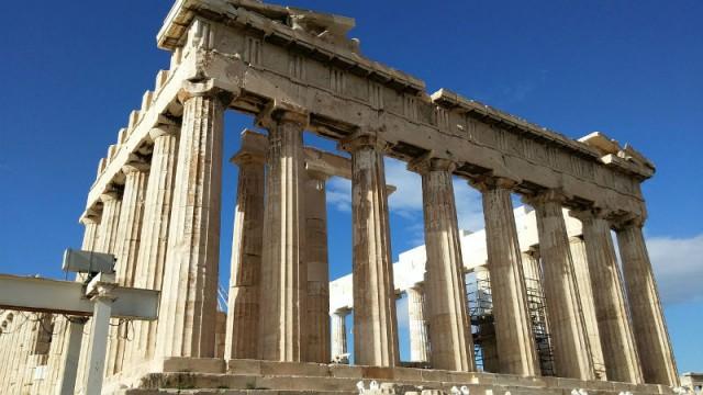 Athén látnivalók