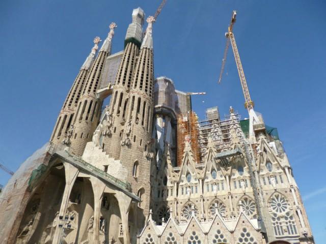 Barcelona látnivalók