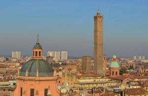 Bologna látnivalók