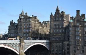 Edinburgh látnivalók