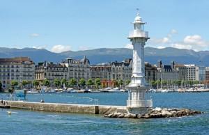 Genf látnivalók