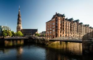 Hamburg látnivalók