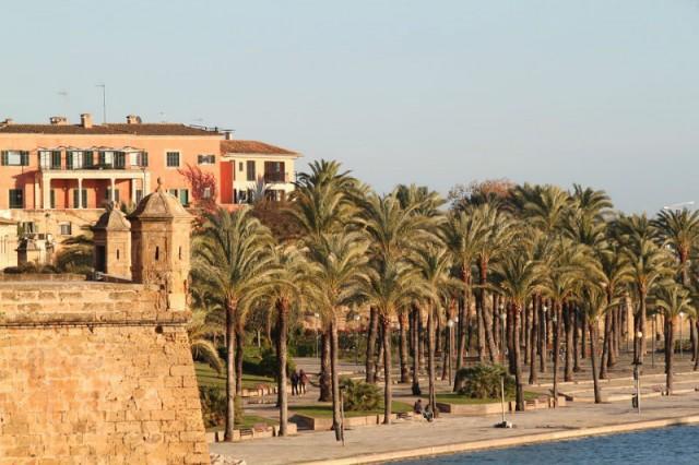 Palma de Mallorca látnivalók