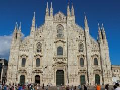 Milánó látnivalók