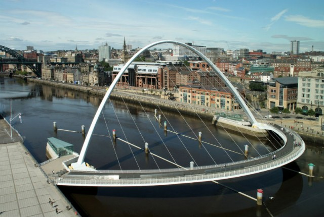 Newcastle látnivalók