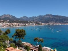 Nizza tengerparti látnivalói