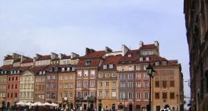 Varsó látnivalók