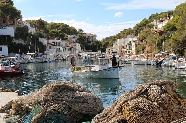 Cala Figuera halászfalu