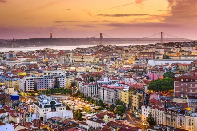 Lisszabon látnivalók listája