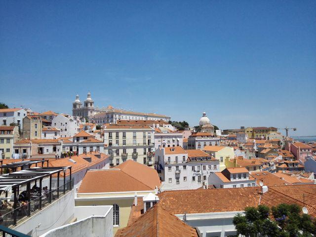 Lisszaboni panoráma