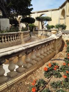 A gyönyörű Barakka-kert