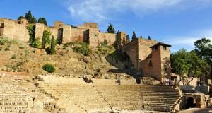 Malaga látnivalók, Alcazaba