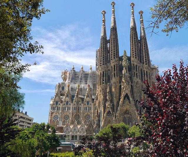 A fantasztikus Sagrada Familia