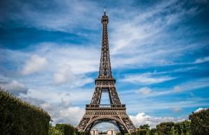 Az Eiffel-torony, Párizs jelképe