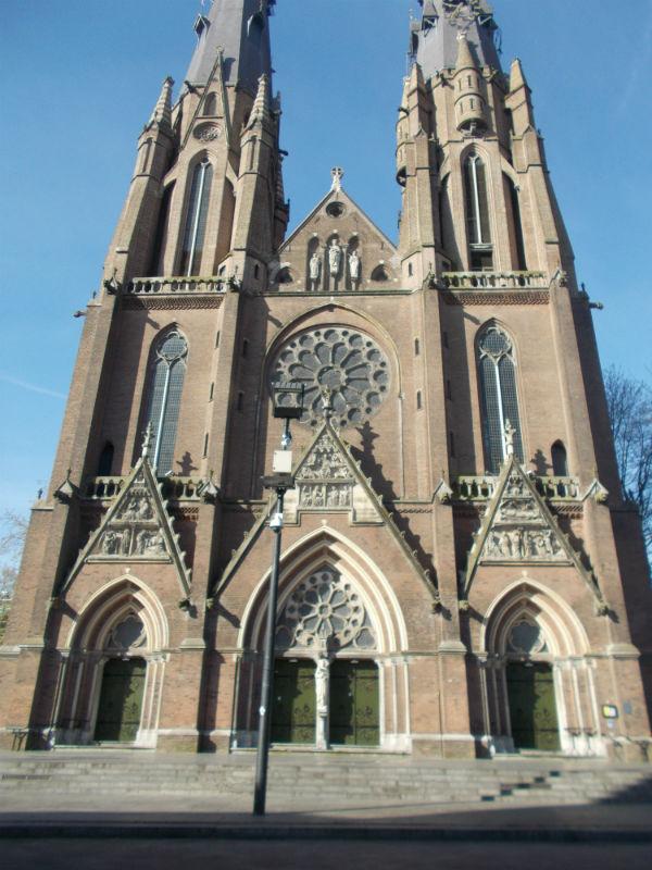 Eindhoven, Sint-Catharinakerk, Szent Katalin templom