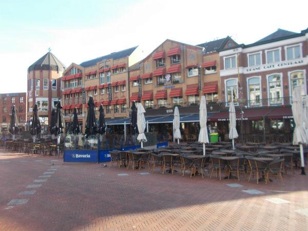 Eindhoven, főtér