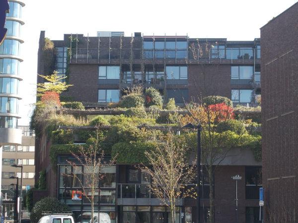 Eindhoven, modern épület