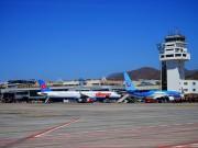 Kanári-szigetek, Tenerife repülőtere