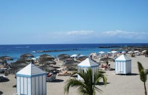 Tenerife, tengerpart