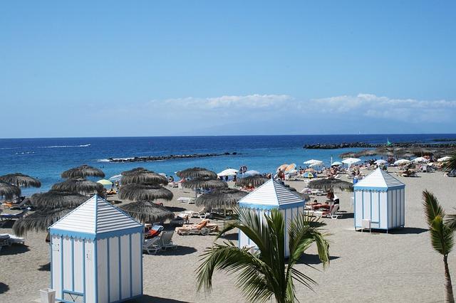 Strand Tenerifén