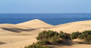 Gran Canaria, tengerpart