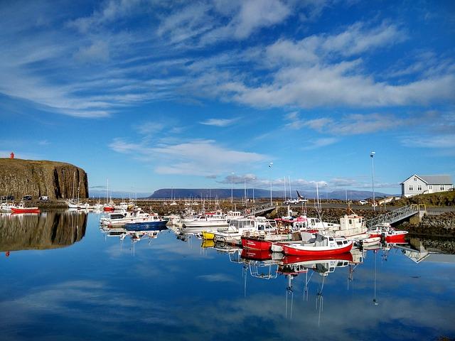 Izlandi városka