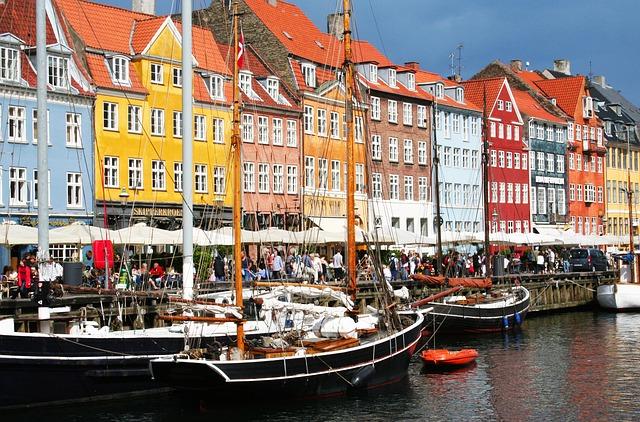 Koppenhága színes látnivalója, Nyhavn