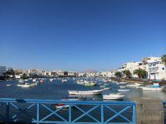 Lanzarote, kikötő