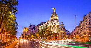 Madrid, Spanyolország fővárosa