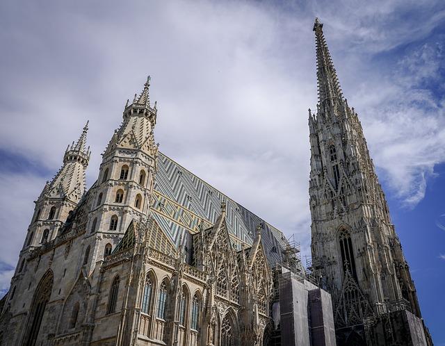 A Stephansdom Bécsben