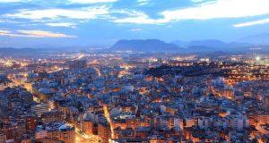 Alicante látnivalói éjjel