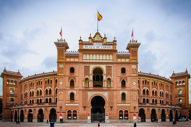 Madrid, Plaza de Toros