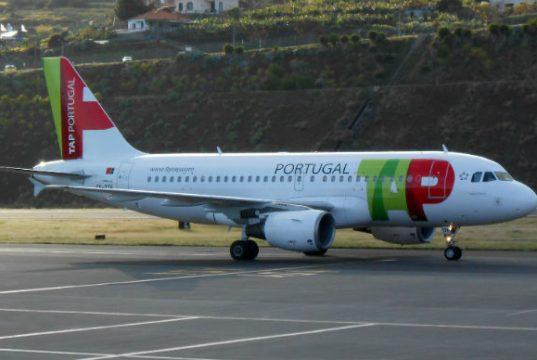 TAP Portugal légitársaság