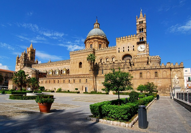 Palermo főtere