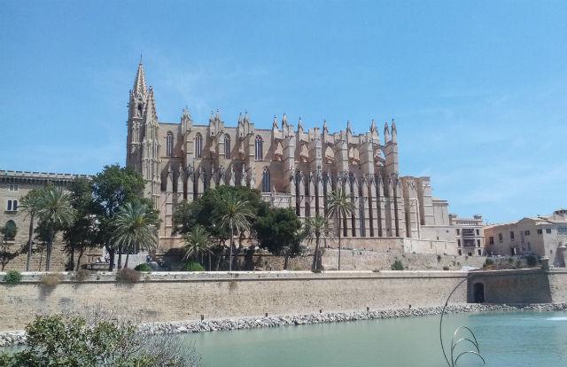 Mallorca katedrális