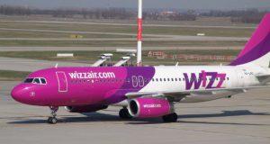 Wizz Air Budapest Frankfurt járat