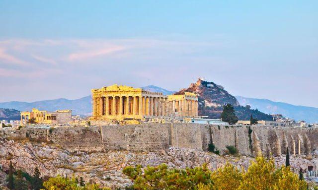 Athén leghíresebb látnivalója az Akropolisz