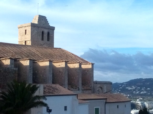 Santa Maria katedrális, Ibiza, Eivissa