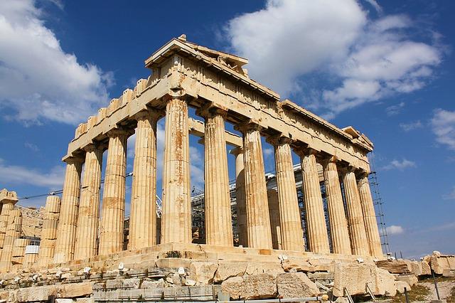 Athén, Parthenon