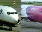 Wizz Air, Ryanair