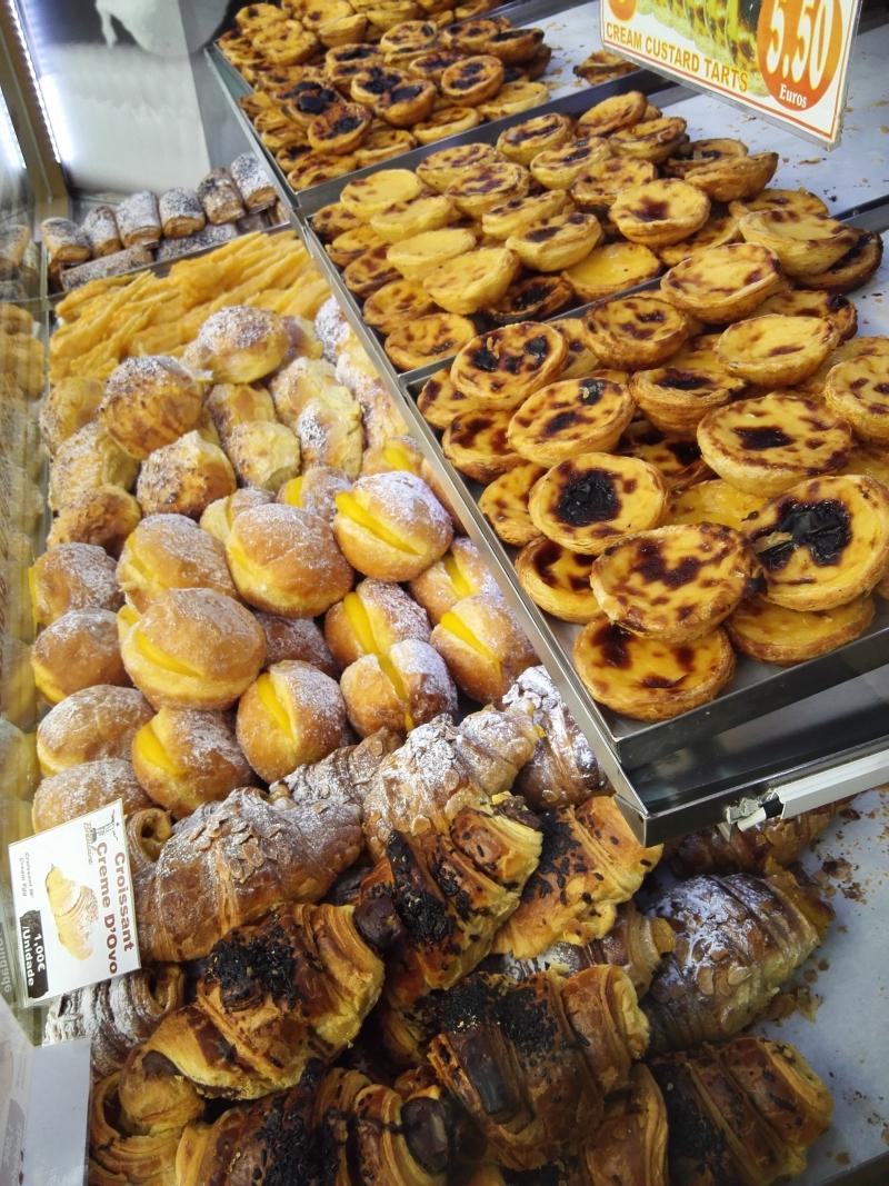 Lisszabon ehető nevezetessége: a pastel de nata