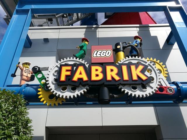 A mini Lego gyár