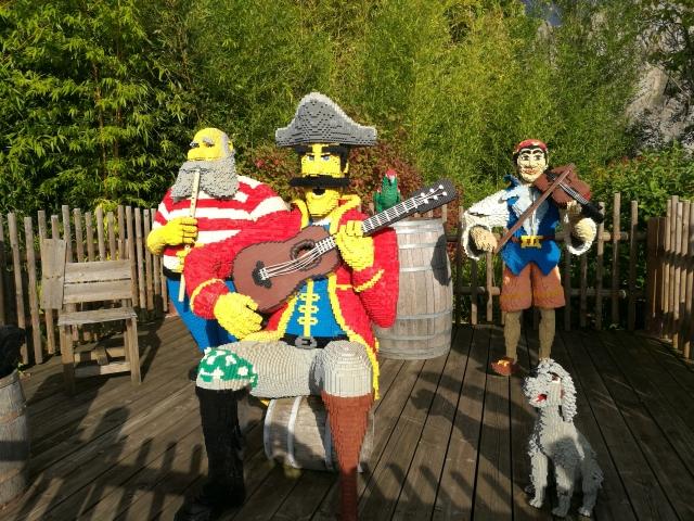 Legoland zenekara