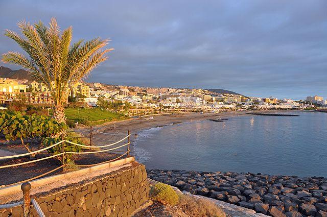Costa Adeje, Playa Fanabé