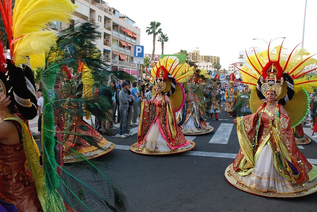 Híres látnivaló a Santa Cruz karnevál