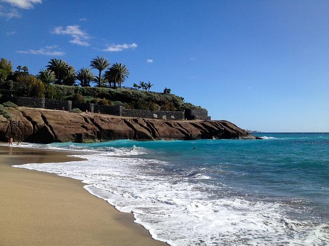 Tenerife tengerpartja