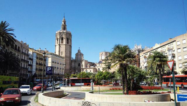 Valencia katedrális