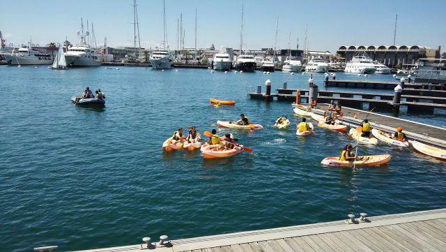 Valencia kikötője
