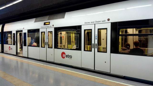 Valencia metró