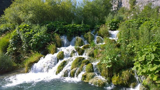 Plitvicei vízesés